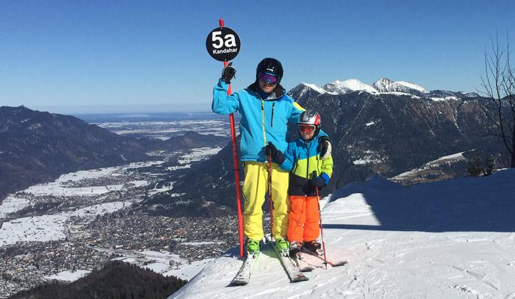 Privat-Skikurse für Kinder