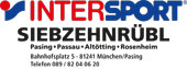 Logo Intersport Siebzehnrübl