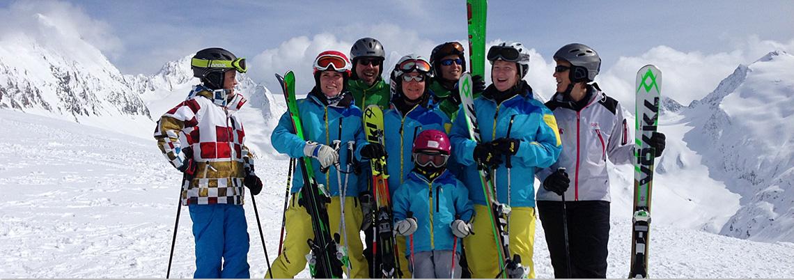 Samstagskurse Ski & Snowboard