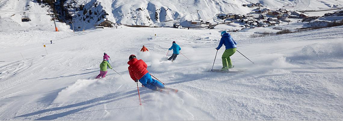 Skikurse für Erwachsene
