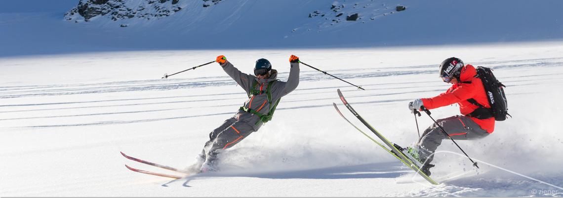 Skikurse für Jugendliche