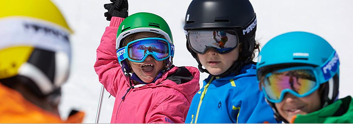 Skikurse für Kinder