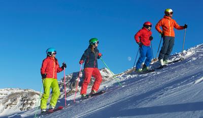 Exzelenz-Award Skikurse