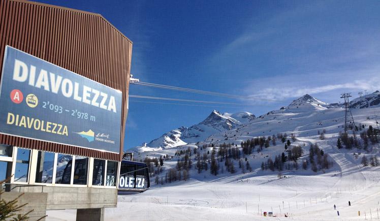 Ski Reisen Engadin