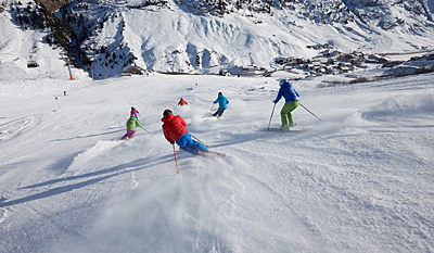 Skikurse für Erwachsene – Anfänger & Fortgeschrittene