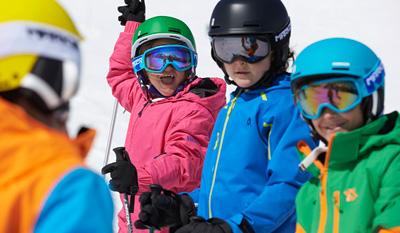 Samstags-Skikurse für Kinder