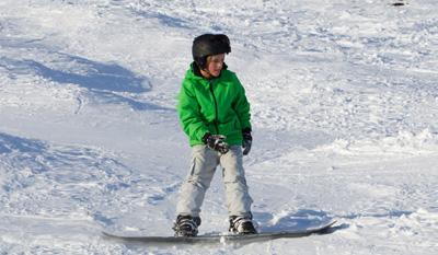 Snowboardkurse Kinder